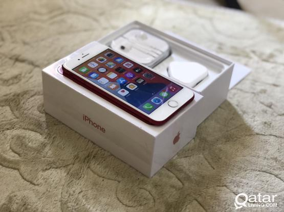 I Phone 7 128 Gb Red