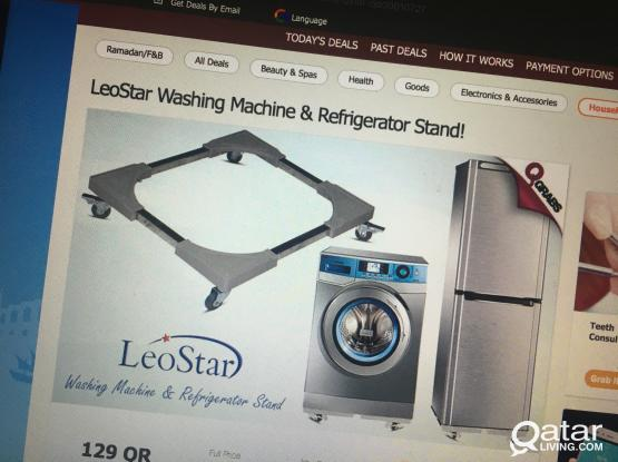 Washing machine & Refigerator stand