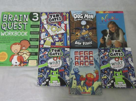 Books for kids school