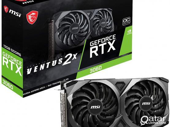 MSI Gaming GeForce RTX 3060 12GB