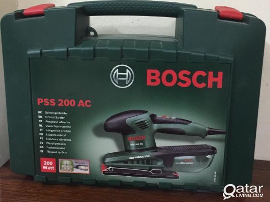 Bosch Sanding Machine