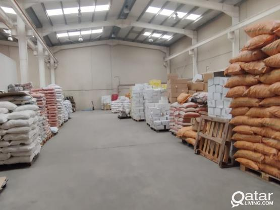 900 Food Store with 200 Clod Room For Rent
