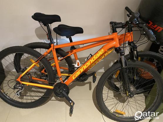 Cannondale Catalyst 1 Mountain Bikes