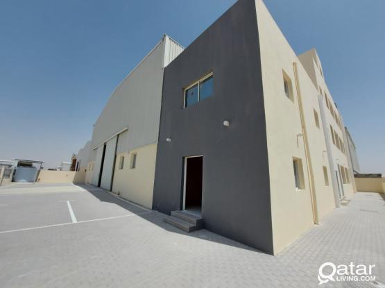 1500 SQM STORE WITH 9 ROOMS IN BIRKAT AL AWAMEER