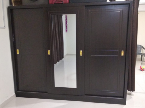 Wardrobe slider for sale