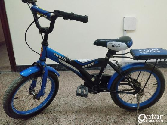 Kids Bicycle is for sale QAR 250