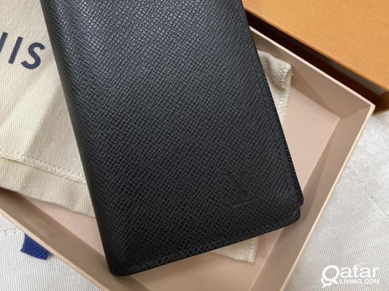 Authentic Louis Vuitton Brazza Wallet