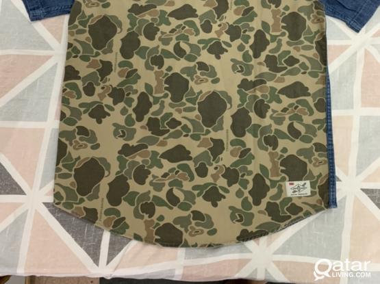 Levis X Justin Timberlake Denim Shirt