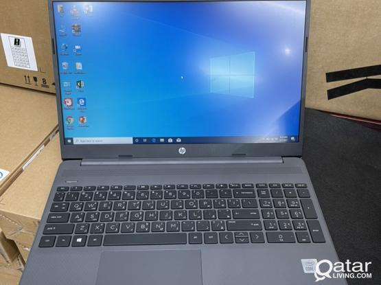 HP 250 G8 Brand New seal pack leptop Stock available  Processor: intel(R) core (TM) i5  10th generation  Ram:8 gb DDR4