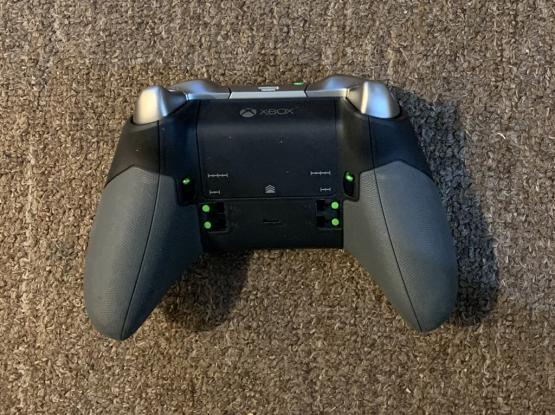 xbox elite controller 1 - Without Accessories