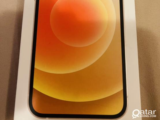 I Phone 12 (128gb) White Colour