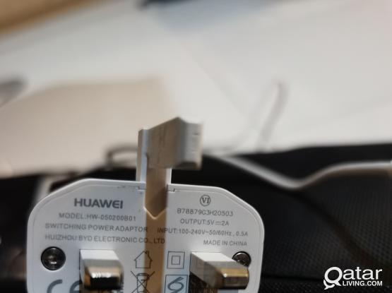 New Huawei Type C charger
