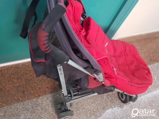 Maclaren push chair