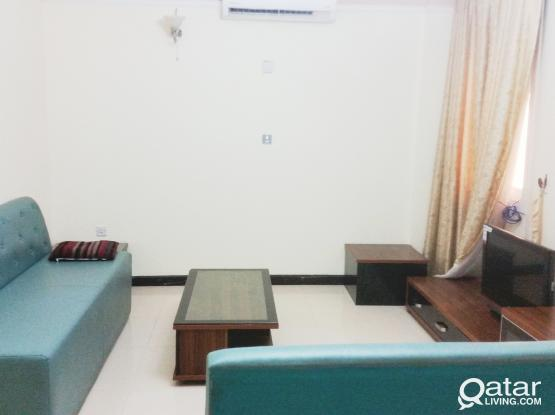SEMI FURNISHED 2 BHK APARTMENT AT MUNTAZHA
