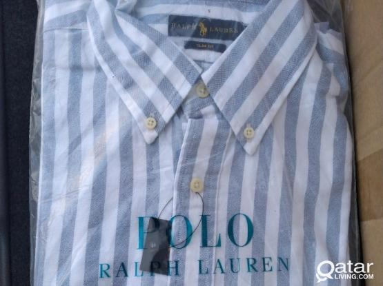Ralph Lauren Slim Fit Shirts (L  & XL)
