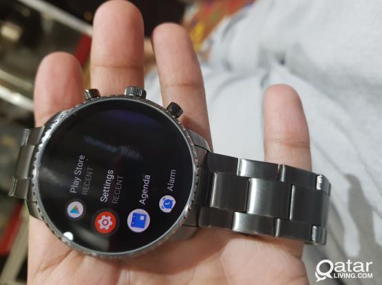 Fossil smart watch generation 4