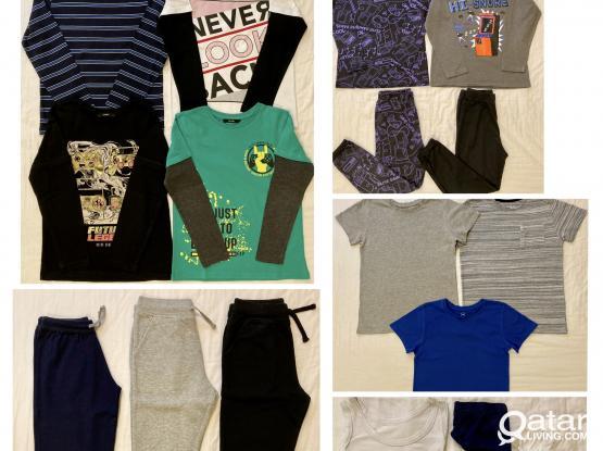 Boys Clothing Bundle (8-9 Years) Like New!