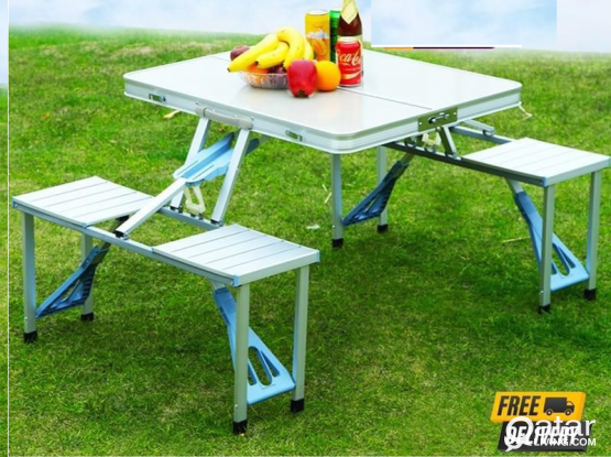 PICNIC TABLE QR 179 ONLY,,,,,,FREE DELIVERY..!