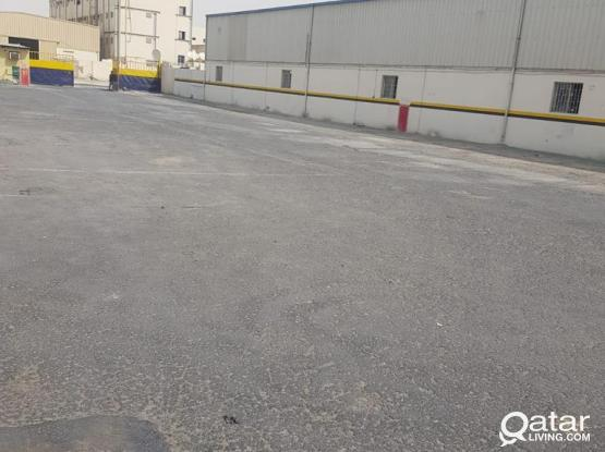 3800 Sqm Land and 800 Sqm Store For Rent