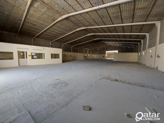 Work Shop for rent 1700sqm industrial area