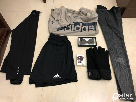 Adidas, Balmain and Other Items For Sale