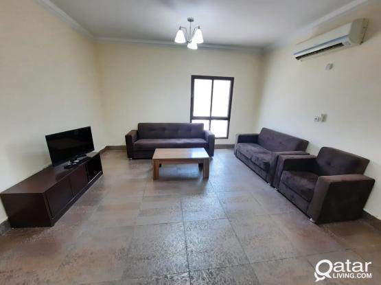 ELEGANT FULLY FURNISHED  3BHK APARTMENTS IN MUSHEIRAB AREA