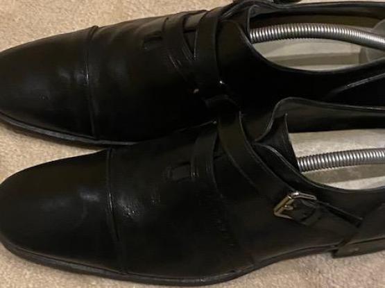 Louis Vuitton dress shoes 43
