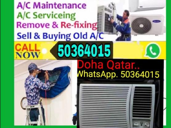 A/C Servicing -Repairing -Cleaning- Call 50364015