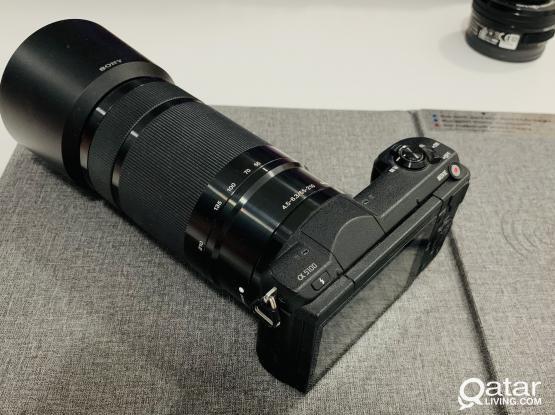 Sony A5100 under warranty