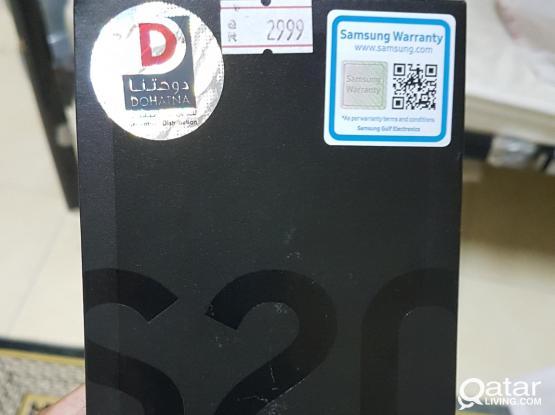 Samsung S20+ 5G 12GB/128GB.