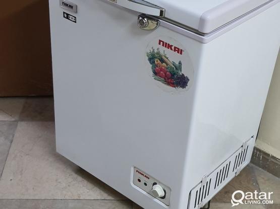 NIKAI Deep Freezer 150 L