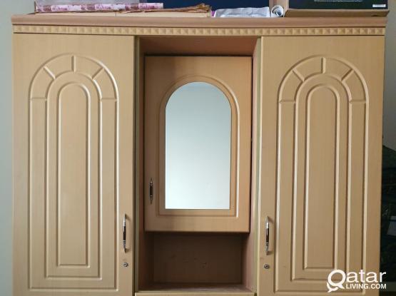Wardrobe (4 door)
