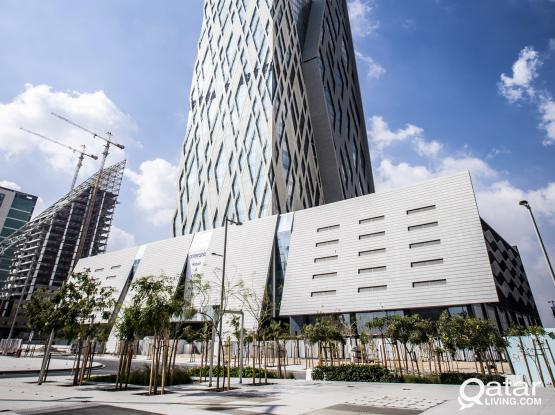 Office Spaces with exquisite views in Burj Marina, Lusail BMS