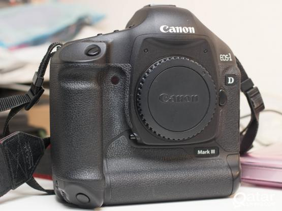 Canon EOS 1D Mark III Body Only
