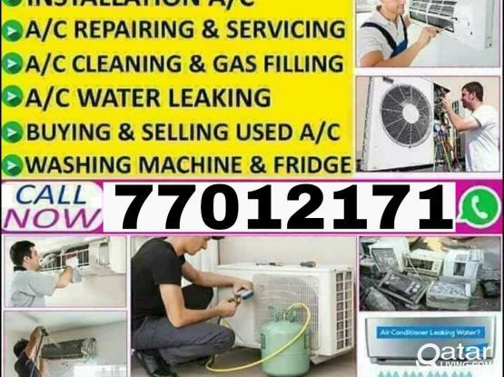 A/C service 77012171