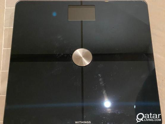 Withings Digital Scale - REDUCED