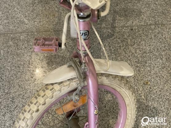 Girl Bike