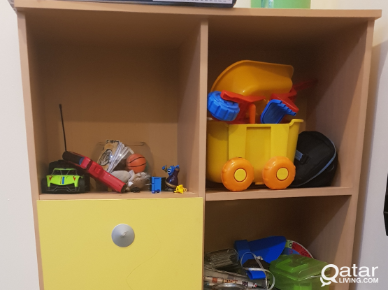Kids Cabinet _ Storage Unit