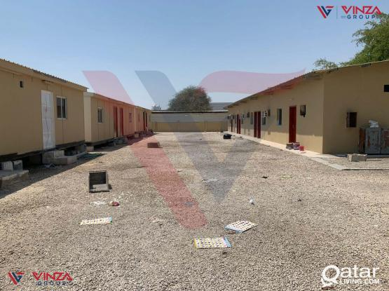 VG_0193 Semi Furnished or Fully Furnished Labor Camp @Al Khor