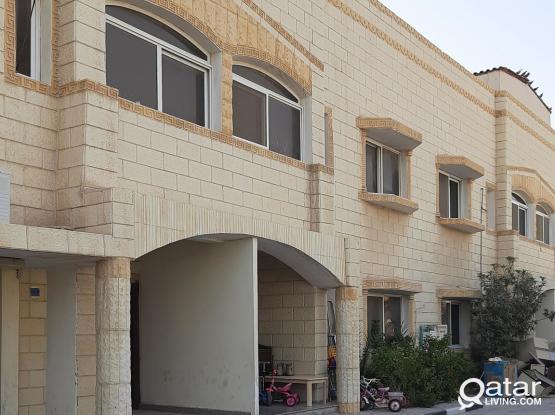 4bhk compound villa Qr 7500 (Include W/E) July 1