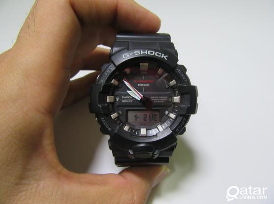 Gshock GA-800 watch Original