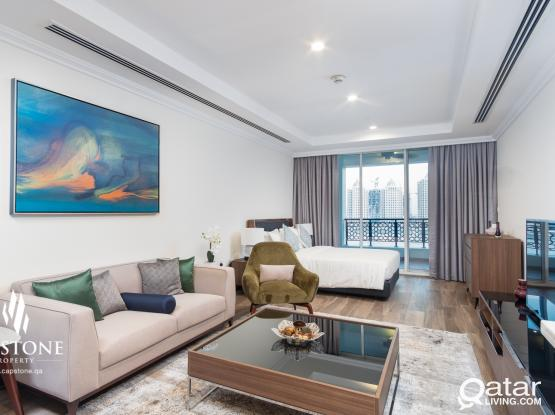NO COMMISSION! Beachfront Apartment | Fully Furnished