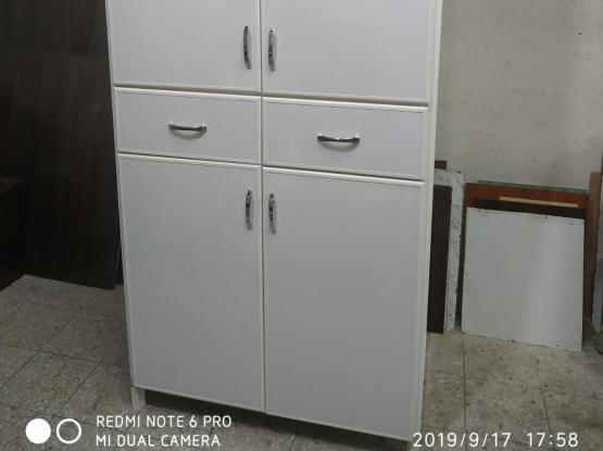 All kind of Aluminium Kitchen cabinet & door work