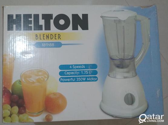 Helton Blender