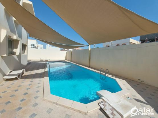 One Month Free!! Delightful and Spacious 4BHK Compound Villa in Mesilla behind Lulu