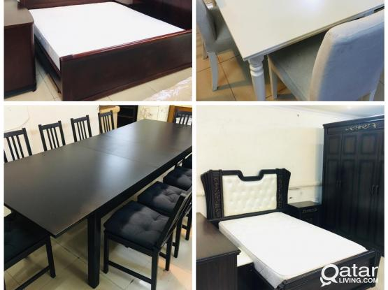 For sell used good  furniture items