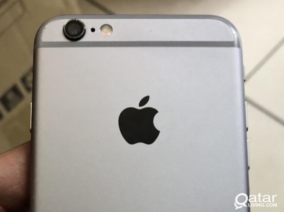iPhone 6s 64 GB EHTERAZ Working