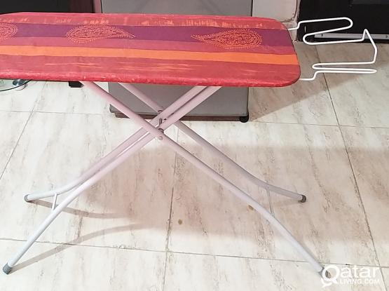 1 pc Ironing Board for only Qar 50