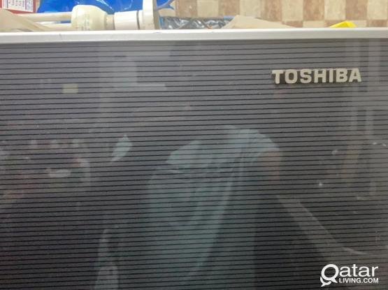 WE HAVE ONE TOSHIBA FRIDGE / TCL TV WITH REMOTE
