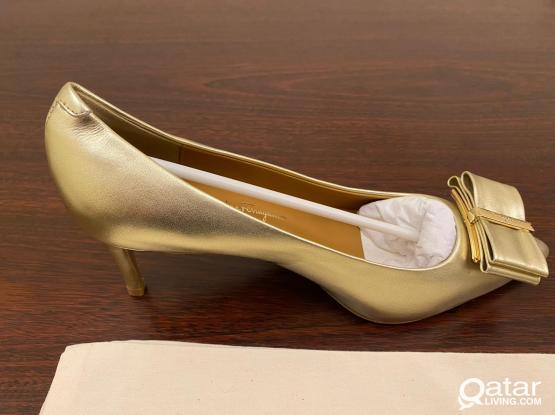 New Salvatore Ferragamo shoes for immediate sale!